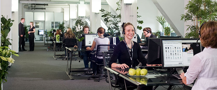 Call Center Berlin - Friedrichshain
