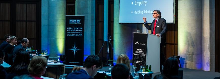 Berlin'deki 18. CCC Convention'da bol empati ve daha fazla duygu