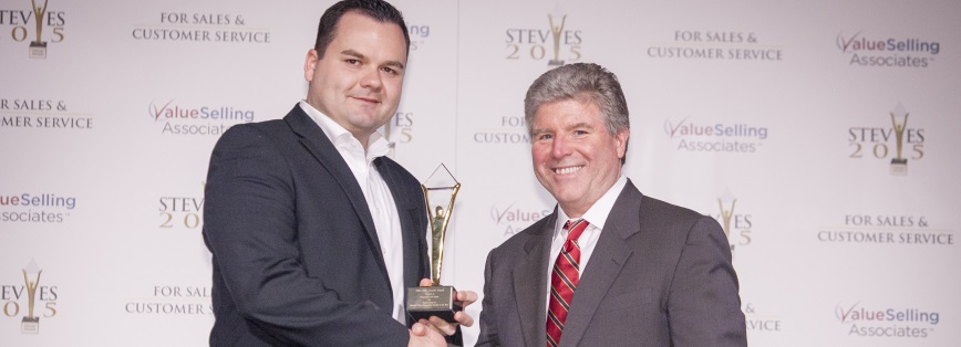 CCC received two recognitions at the Stevie® Awards2015, together with its partner eBay and as the Customer Service Provider of the Year