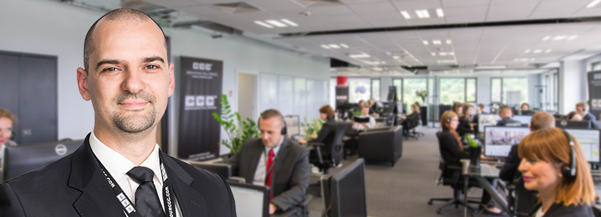 Call Center Manager Filip Kanikowski enlarges team in CCC Gdansk, Poland