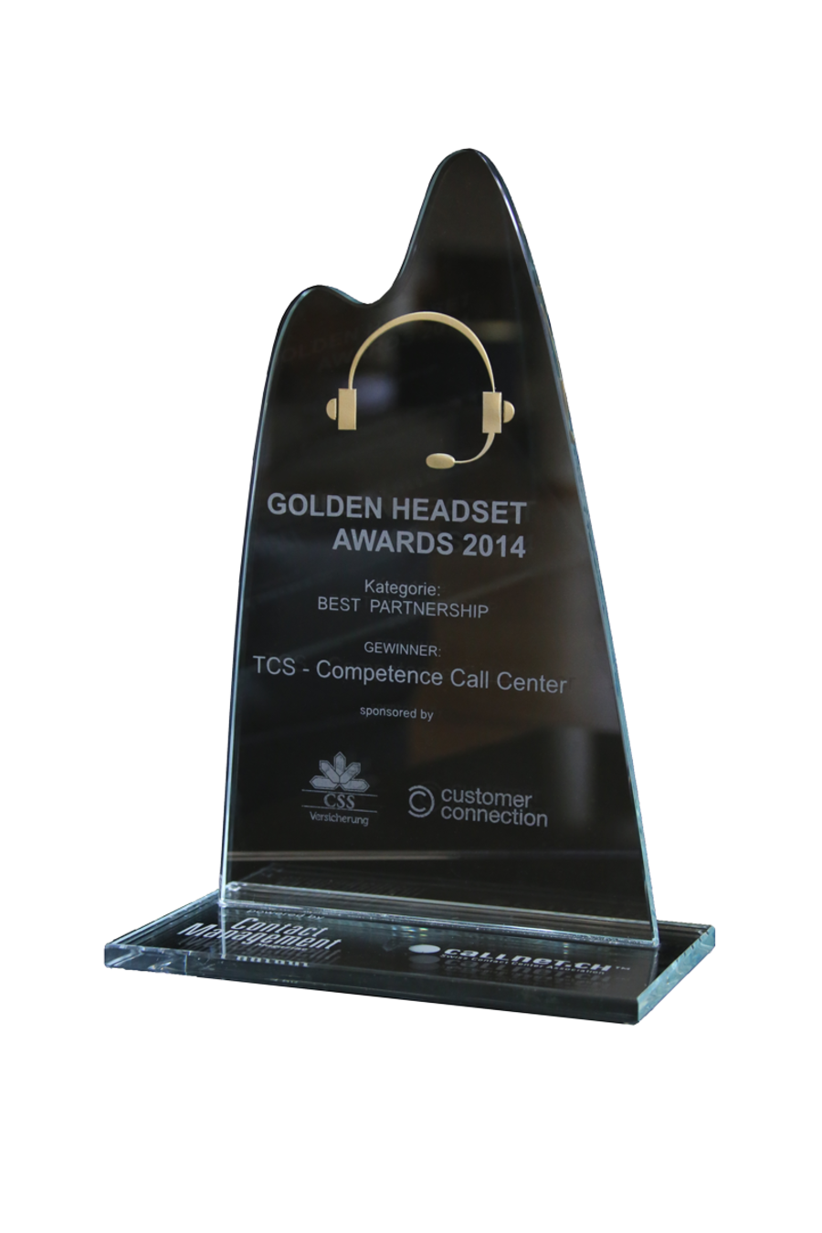 Golden Headset Awards 2014