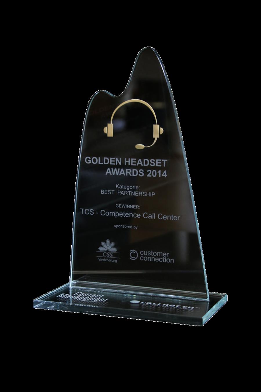 Golden Headset Awards 2014