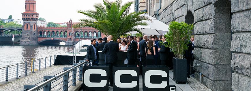 Anniversaire de CCC 2017 à Berlin