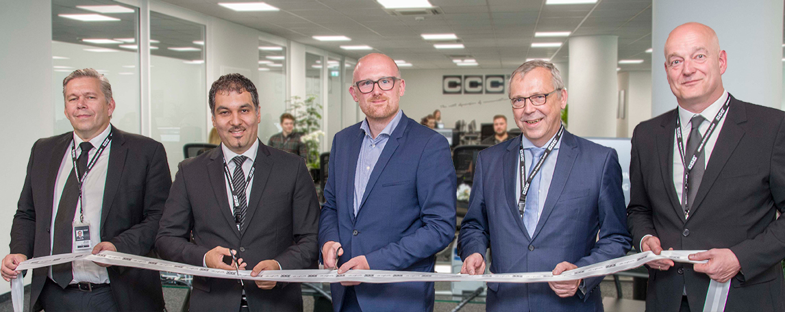 CCC opens its latest German location in Duisburg