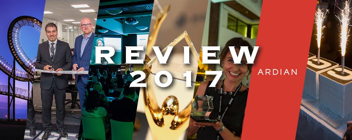 Rétrospective 2017 de CCC