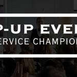 Beschwerden sind ein Fest! - Pop-up Event für Service Champions in Wien