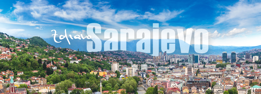 Ccc With New Location In Sarajevo Bosnia And Herzegovina
