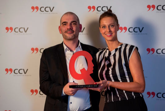 CCV Quality Awards 2019 - Customer Satisfaction