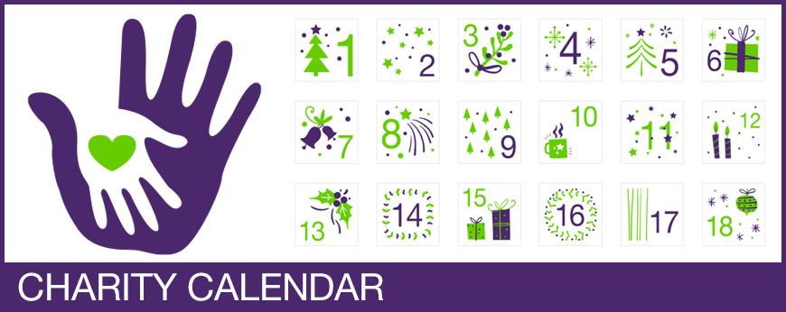 Charity Calendar – December 1, 2020